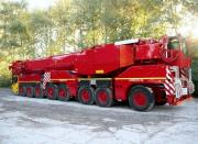 DEMAG AC 500-8 2018 Euro 4 8000 1500 16x8x14 56m+30m(jib)+удлинитель 60m+luffing jib 92m SSL,3 winch, counterweight 180 ton, 3 hook - 320,100,12,5 ton,A/C 2420000 Euro FOB port Germany