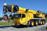 Grove GMK 4100L-1 2017 Tier 4 16000 1600 8x6x8 60m counterweight 26 ton, крюк 50 ton, remote control as new 505000 Euro FOB port Germany