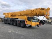 Liebherr LTM 1250-5.1 2018 Tier 4 13900 2260 10x8x10 60+22m(jib) tyres 90%, 2 A/Cа, VarioBase, крюк 71 ton, very good condition  955000 Euro FOB Germany